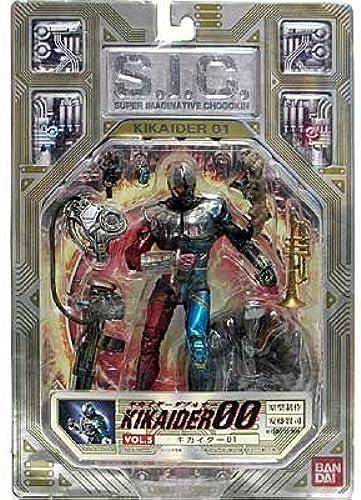 la mejor oferta de tienda online S.I.C. S.I.C. S.I.C. VOL. 5 Kikaider 01 (japan import)  descuentos y mas