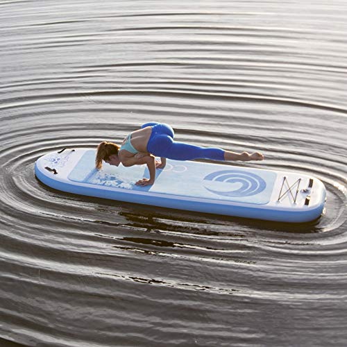 Product Image 4: Connelly Isup Nava Yoga Inflatable Paddle Board Kit (6 Piece)