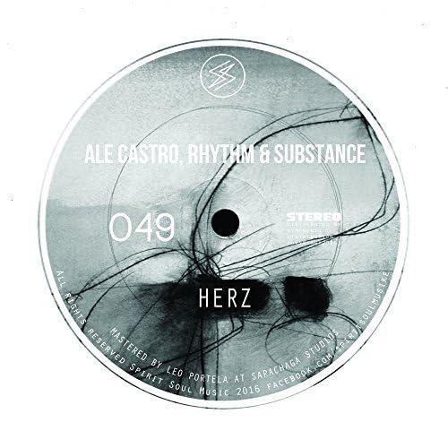 Ale Castro & Rhythm & Substance