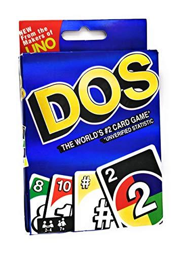 –Dos – Juego de Cartas Games UNO Classic