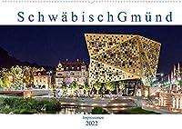 Schwaebisch Gmuend - Impressionen (Wandkalender 2022 DIN A2 quer): Fotografien aus Schwaebisch Gmuend (Monatskalender, 14 Seiten )