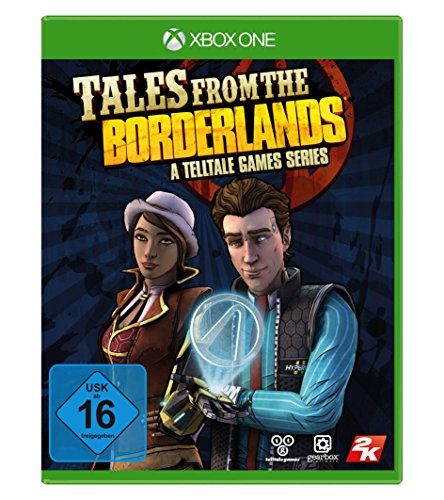 Tales From The Borderlands - A Telltale Games Series [Edizione: Germania]