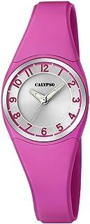 Calypso Reloj Análogo clásico para Unisex de Cuarzo con Correa en Plástico K5726/5