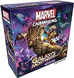 Fantasy Flight Games - Marvel Champions: Expansión: La expansión más buscada de la Galaxia - Juego de Cartas
