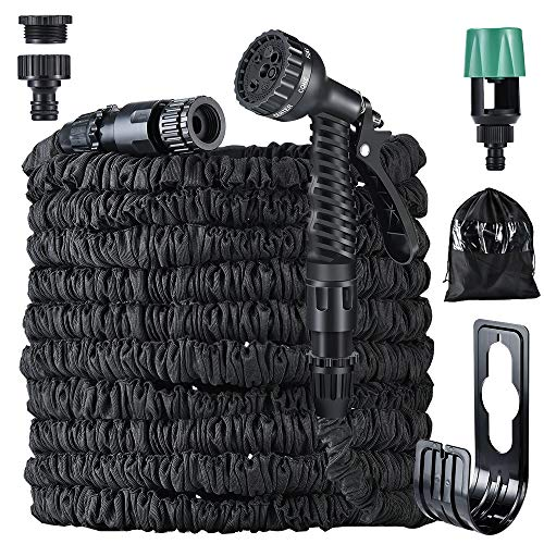Running Bulls Garden hose pipes expandable withMix-tap Hose...