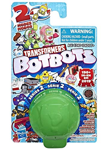 Transformers BOTBOTS Series 3 Single Blind Pack Variations