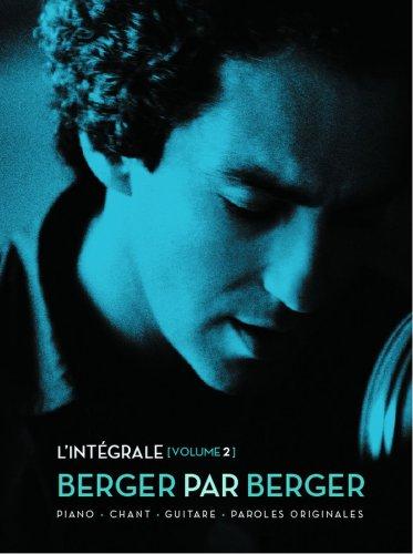 Intégrale Berger par Berger P/V/G (L\') Vol. 2