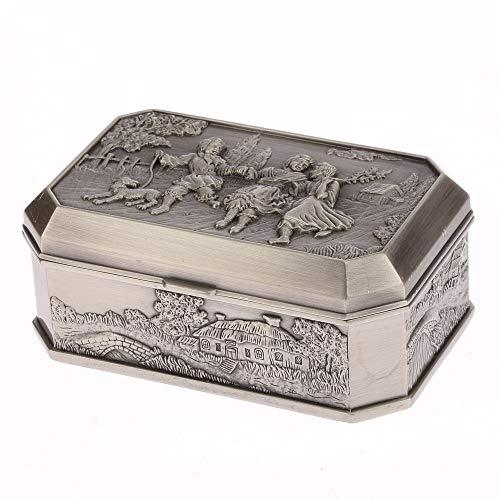 Caja de almacenamiento joyas, Bastante útil caja de joyerí
