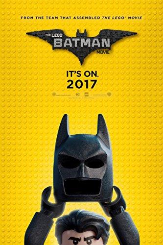 Poster The Lego Batman Movie Movie 70 X 45 cm