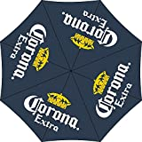 Corona Extra 9 Foot Beer Patio Umbrella Market Style Dark Navy
