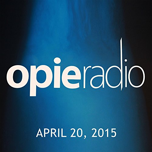 Opie & Anthony, April 20, 2015 audiobook cover art
