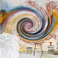 写真の壁紙3D立体空間カスタム大規模な壁紙の壁紙 抽象的な線の壁の装飾リビングルームの寝室の壁紙の壁の壁画の壁紙テレビのソファの背景家の装飾壁画-280X200cm