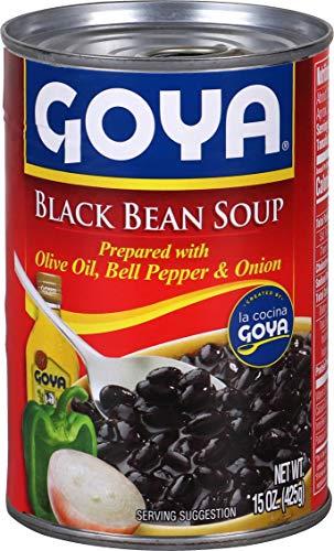 Goya Black Bean Soup, 15 oz