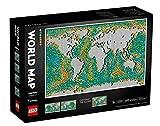 レゴ(LEGO) レゴ アート ワールドマップ  31203