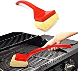 Barbecue Cleaning Brush Rescue Grill Effective Grill Cleaner New Barbecue Cleaning Brush Suitable