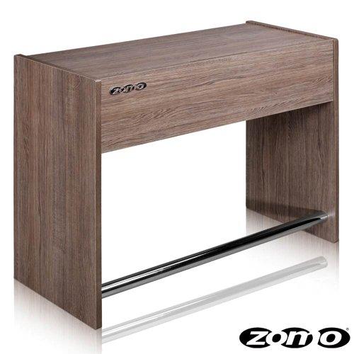 Zomo 0030102370 Ibiza 120 stand ponte in legno di noce