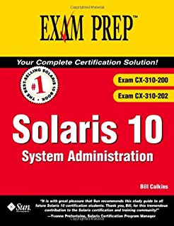 Solaris 10 System Administration Exam Prep 2
