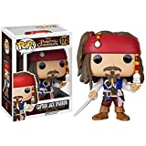 Lotoy Funko Pirates of The Caribbean #172 Captain Jack Sparrow Gift
