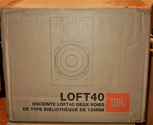 JBL Loft 40 Bookshelf Speakers (Pair)