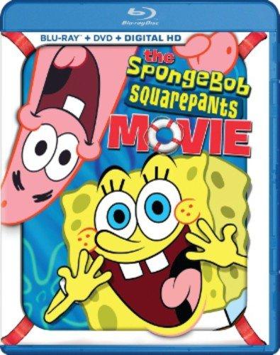 Spongebob Squarepants Movie  [Blu-ray] [Importado]