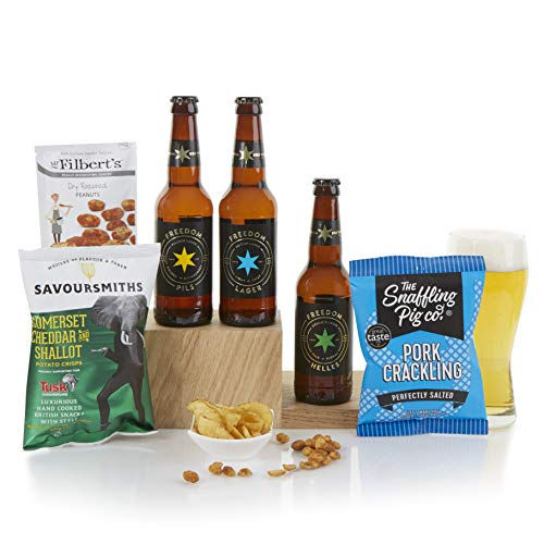 Craft Beer Hamper, Beer Hampers Gift, Craft Ale Gifts and Gift Hamper Box