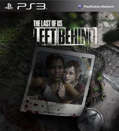 The Last of Us: Left Behind DLC [Zusatzinhalt][PS3 PSN Code - deutsches Konto]
