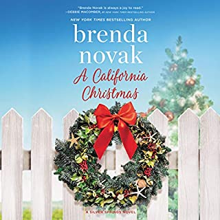 Page de couverture de A California Christmas