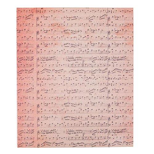 Chaks 80272, Livre d'or Musique 60 pages