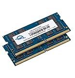OWC 32.0GB (2 x 16 GB) 2666MHz DDR4 PC4-21300 SO-DIMM 260 Pin actualización de la Memoria, (2666DDR4S32P), para 2018 Mac Mini (macmini18,1), 2019 27 Pulgadas iMac (iMac19,1) y Ordenadores portátiles