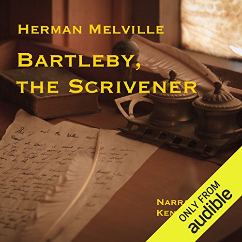 Bartleby, the Scrivener: A Story of Wall-Street audiobook cover art