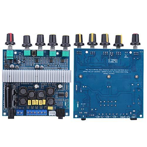 TPA3116 Amplificador de potencia HIFI de alta potencia de graves digital DC12-24V para amplificación de audio