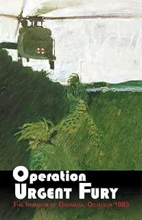OPERATION URGENT FURY: THE INVASION OF GRENADA, OCTOBER 1983
