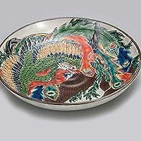 九谷焼●盛皿●北斎●八方睨み鳳凰図●陶器●和食器●盛り皿●伝統工芸品●和柄● 303