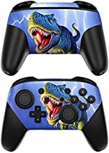 Big Rex Decalgirl Skin Sticker Wrap Compatible with Nintendo Switch Pro Controller
