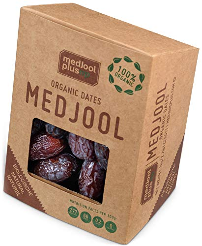 KoRo - Dattes Medjool Medium delight bio | 1 kg - Au goût de miel sucré, super tendre