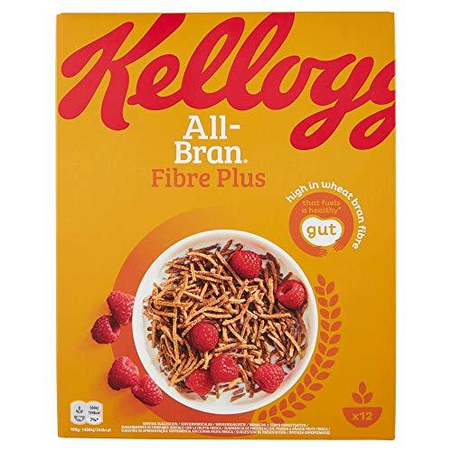 Kellog's kellogg All-bran mit seinem reichen weizen ballaststoffe 500g