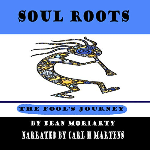 Soul Roots audiobook cover art