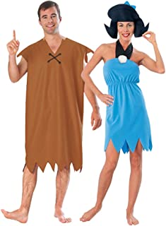 Barney and Betty Rubble Costume Set