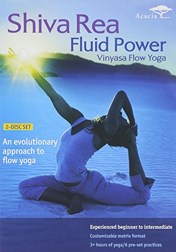 Shiva Rea: Fluid Power - Vinyasa Flow Yoga