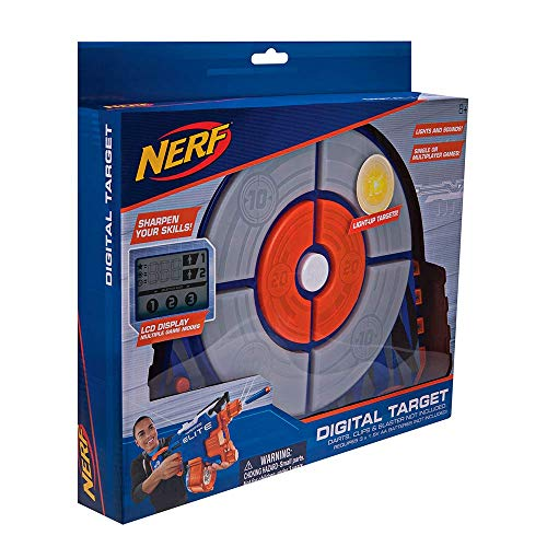 Toy Partner-NER0156 Nerf Diana Digital 30x24cm, Multicolor (NER0156) , color/modelo surtido