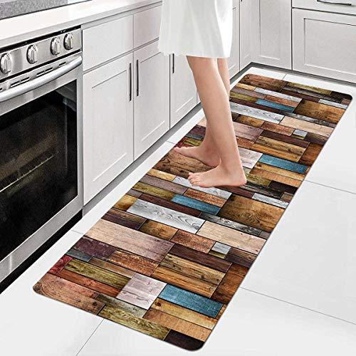 tappeto cucina 60x220 AIYOUVM Tappeto Passatoia Cucina Antiscivolo Lavabile Tappeto di Design Superficie Morbida Lavabile
