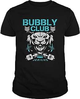 Chris Jericho A Little Bit Of The Bubbly Unisex men ladies hoodie tank top swearshirt long sleeve Tshirt for Men Women Ladies Kids