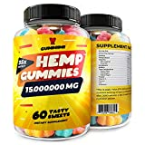 Packs of nutrients: these gummies don't just taste great, they're good for your living; each gummy contains active ingredients that promote your best day Even one edible gummy bear can help to increase your vitamins reserve Safe and potent - made onl...
