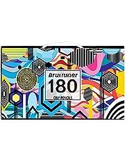 Fesjoy Renkli kalem seti, 48/72/120/160/180 yağlı boya kalemi seti, sivriltilmiş boya kalemleri, öğrenciler, yetişkinler, sanatçılar çizim, eskiz boyama kitapları için sanat malzemeleri