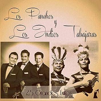 Los Panchos y los Indios Tabajaras - 25 Grandes Éxitos
