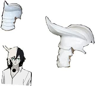 Bleach EVA Cosplay Ulquiorra Schiffer Mask Halloween Rabbit Face Mask Costume