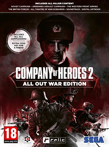Company of Heroes 2: All Out War Edition PC DVD