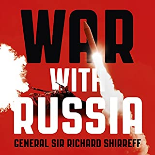 War with Russia audiobook cover art