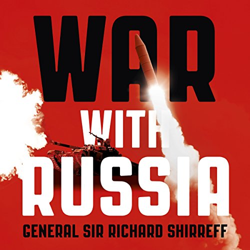 War with Russia cover art