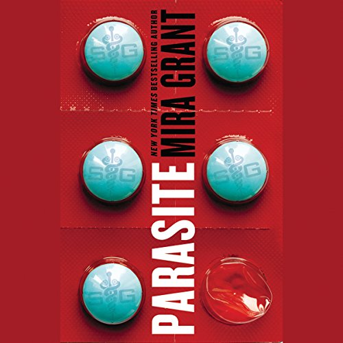 Parasite audiobook cover art